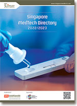 Singapore MedTech Directory Book Cover